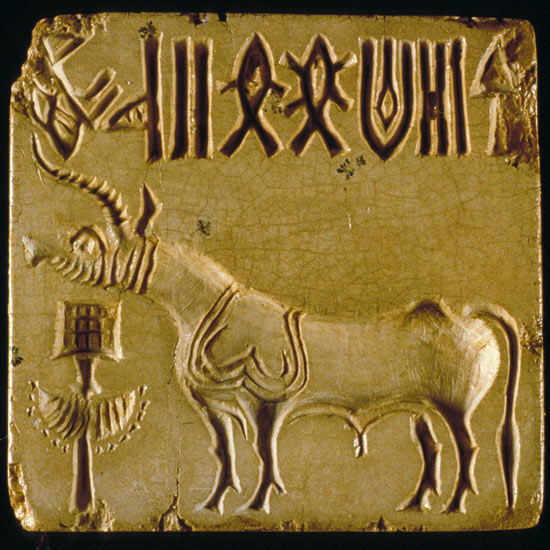 Writing Indus Valley Civilization